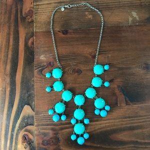 J. Crew bauble necklace